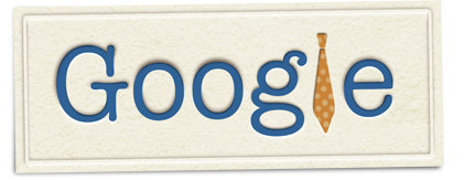 Google Logo: 2011 Father's Day in Austria