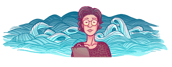 Katsuko Saruhashi's 98th birthday