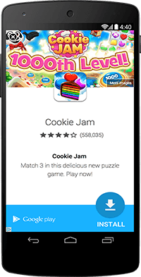 Phone Cookiejam Full