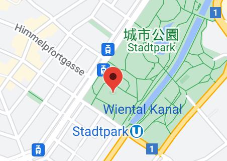 庫爾沙龍音樂廳地圖
